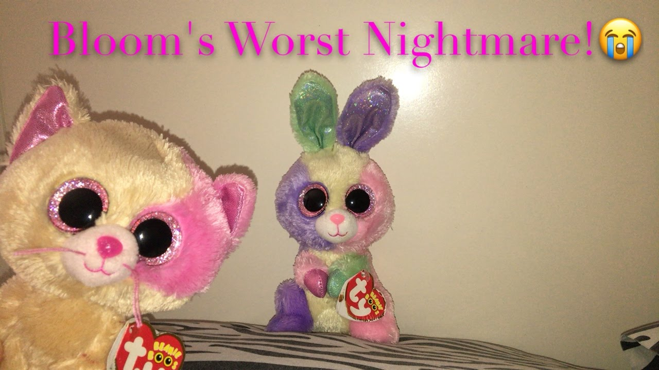Beanie Boo s  Bloom s Worst Nightmare! - YouTube eb10d15d4d9