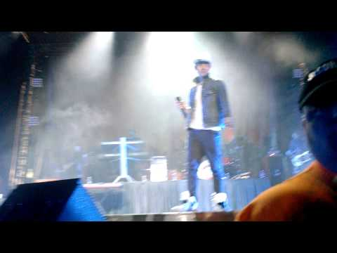 The Wanted - Chasing The Sun - Maryland 8/25/13