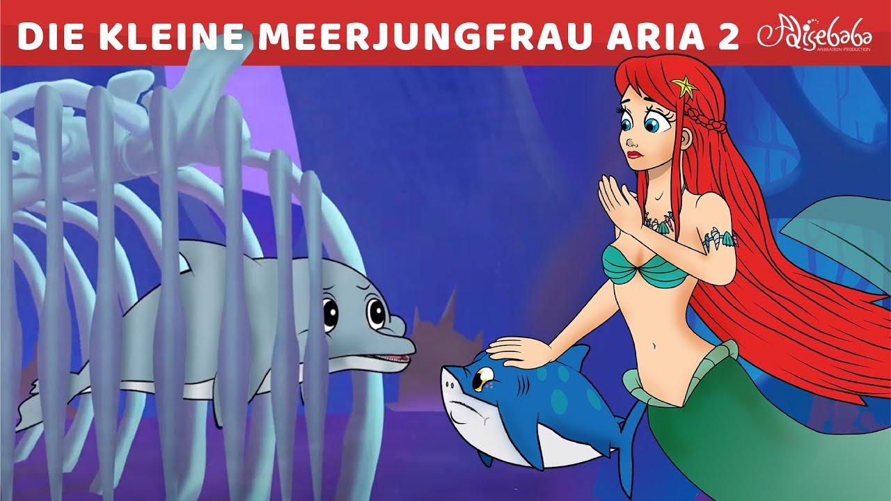 Download Die Kleine Meerjungfrau Folge 2 - Baby Hai - Baby Shark | Gute nacht geschichte für kinder