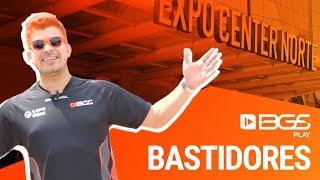 BASTIDORES DA MONTAGEM   BGS 2019