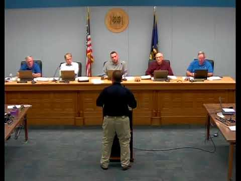 09 27 2017 Board of County Commissioners Meeting