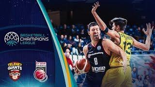 Telenet Giants Antwerp v Brose Bamberg - Full Game - Basketball Champions League 2018-19