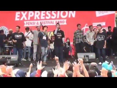 NDX A.K.A - KIMCIL KEPOLEN   LIVE SMK NEGERI 1 KARANGANYAR