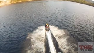 Seadoo Chase with RC Plane - FPV - West Coast Newfoundland - 1080p HD