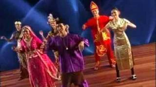 Malaysia Truly Asia Dance Overture