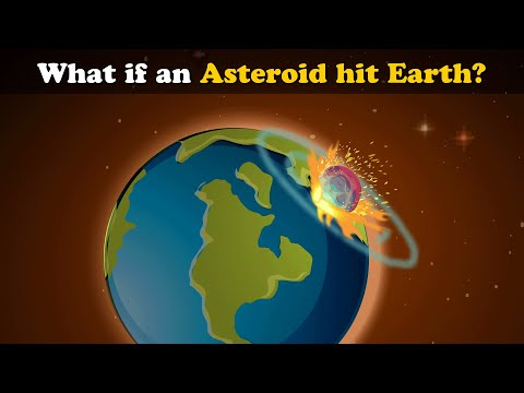 What if an Asteroid hit Earth? + more videos   #aumsum #kids #science #education #children