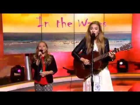 Lennon & Maisy Stella Live Performance On Good Day LA