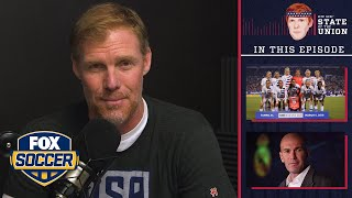 USWNT lawsuit, Zidane/Real Madrid, ATL UTD | EPISODE 54 | ALEXI LALAS' STATE OF THE UNION PODCAST