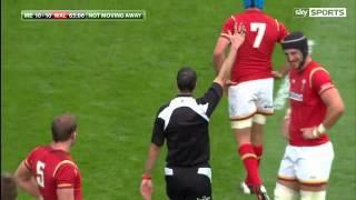 Ireland V Wales Highlights
