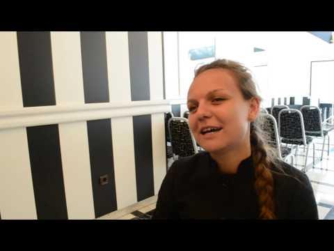 Alicja, Poland: Internship in a hotel, Barcelona - Reception - Opinion IES Consulting