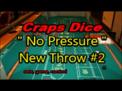 Craps Laying The Odds