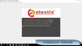 Video instalación virtualbox, Ubuntu y Asterisk