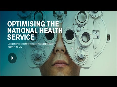Optimising the National Health Service