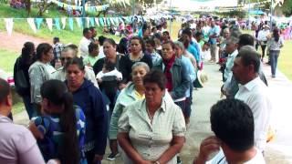 Resumen de la Peregrinación del Santo Niño _Valparaíso, Zac. 24 de Agosto de 2013