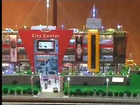 City Center Korba Model Video