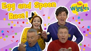 The Wiggles: Egg And Spoon Race