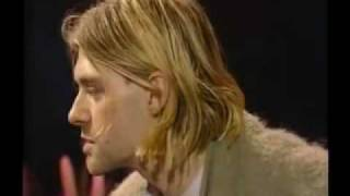 Nirvana - The Man Who Sold The World - Unplugged (Live)