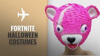 Top 10 Fortnite Halloween Costumes [UK 2018]: Viahwyt 2018 NEWEST Novelty Toy Halloween Costume
