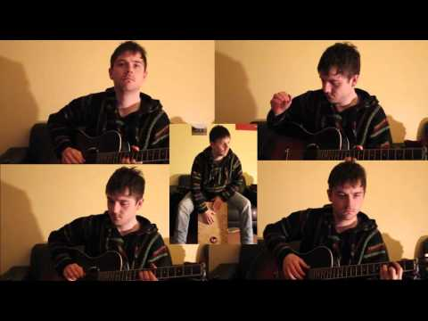 Four Guitars One Cajon  Stephen Cromwell