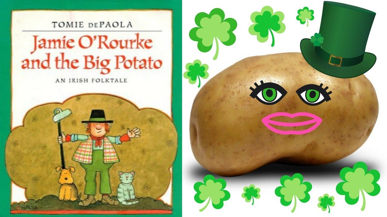 Jamie O'Rourke and the Big Potato: An Irish Folktale by ...