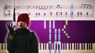 twenty one pilots: Cancer - EASY Piano Tutorial + SHEETS