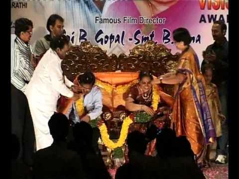 Director B Gopal Wife B Uma Sanmanam Exclusive
