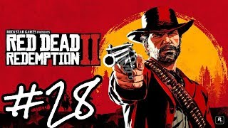 POŁUDNIOWI IDIOCI - Let's Play Red Dead Redemption 2 #28 [PS4]