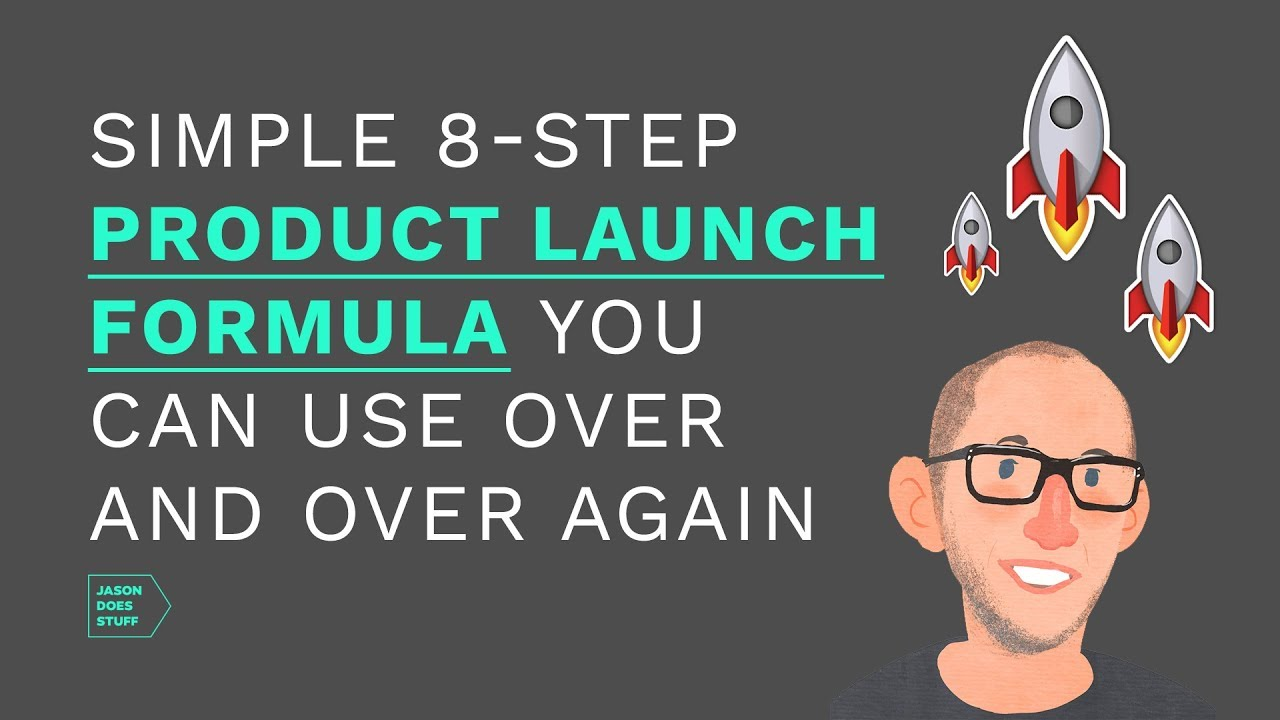 A simple 8 step product launch formula you can use over and over a simple 8 step product launch formula you can use over and over again malvernweather Gallery