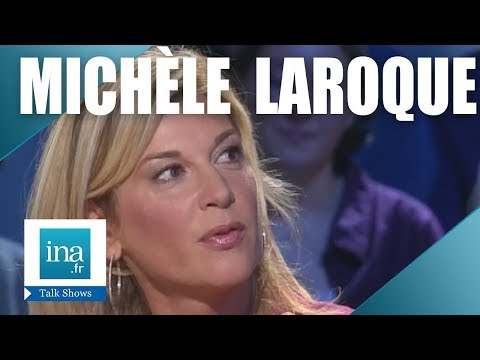 Interview par amour : Michèle Laroque - Archive INA