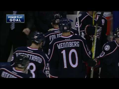 Werenski becomes all-time rookie scoring leader for Columbus