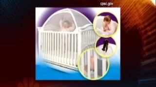 Snn6: Crib Tent Recall