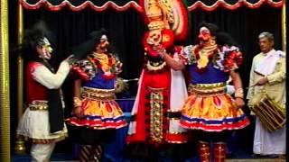 Yakshagana-Ramayana-Ravan Hogaluva-Dutha hasya seetharam kumar-4