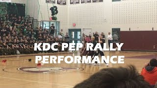 GD High School 2017 Pep Rally K-POP Performance