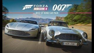 Forza Horizon 4 : TOUT SAVOIR sur le Pack James Bond