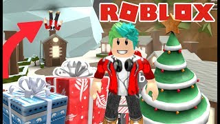 Gifts to Hidden in Roblox I'm Santa Claus Karim Plays Roblox