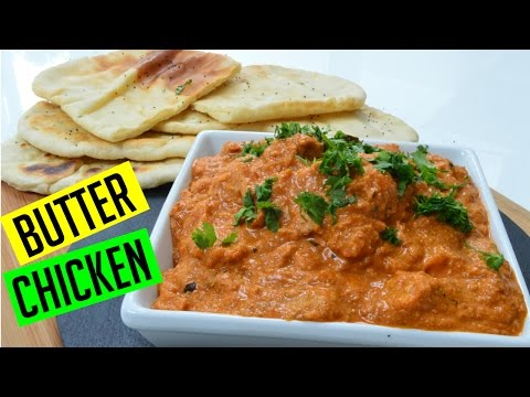 How to make Butter Chicken Curry | Indian Cooking Recipes | Ramadan Recipes 2017 | Cook with Anisa