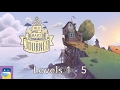 Old Man's Journey: Levels 1 2 3 4 5 Walkthrough & iOS iPad Air 2 Gameplay (by Broken Rules)