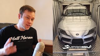 Supra Leaked, McLaren 720S Spider and Other News! Weekly Update