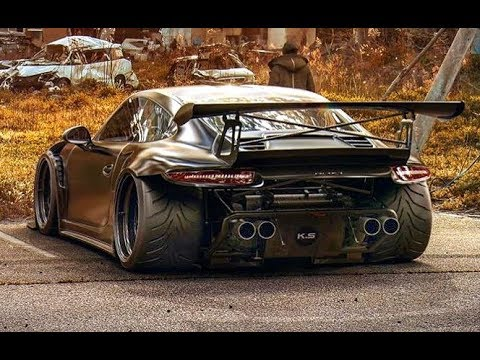 EPIC PORSCHE EXHAUST SOUNDS!