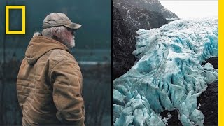 He's Watching This Glacier Melt Before His Eyes | Short Film Showcase