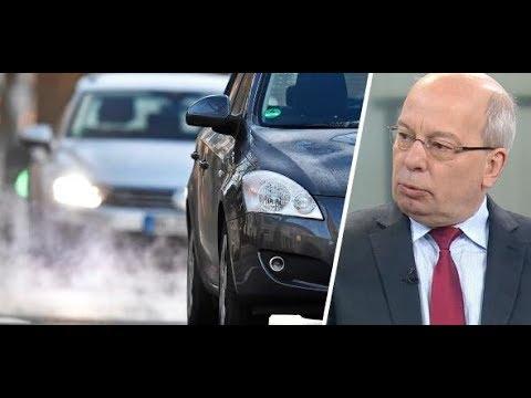 """Polizei zu Dieselverbot: """"Die Industrie muss gezwungen werden, Autos nachzurüsten"""""""