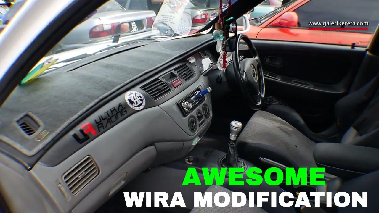 Proton Wira Convert Lancer Evo Parts | Gathering Geng Sunroof GAGES 2016
