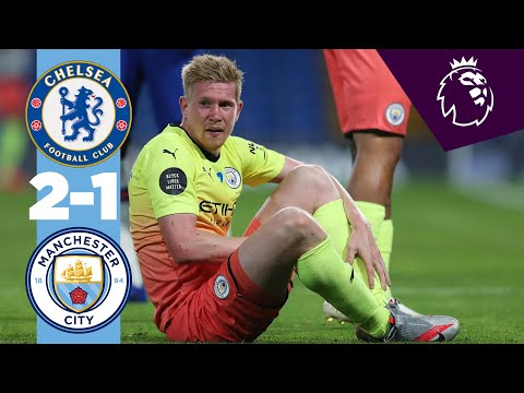 HIGHLIGHTS | Chelsea 2-1 Man City | Pulisic, De Bruyne, Willian