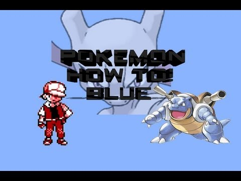 Pokemon Red and Blue How To Get HM:01 CUT