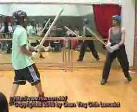 Open Sword Sparring Competition - Part 1/2