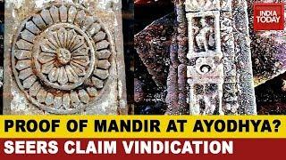 Sculptures Of Deities Emerge During Excavation At Ayodhya Ram Mandir Site; Seers Claim Vindication