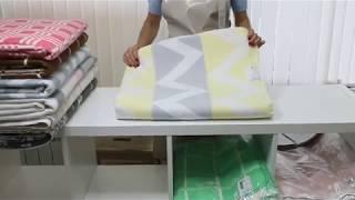 Байковые одеяла обзор