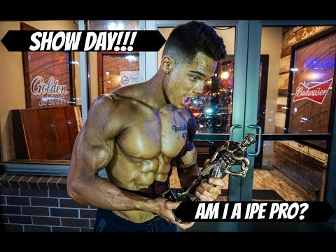 GOING PRO!!?! || SHOW DAY || MR  MINNESOTA 2017