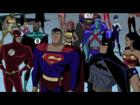 Justice League Unlimited finale