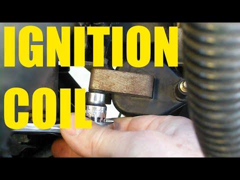 Change car IGNITION COIL fix No Start Starting Problems NO SPARK weak spark Chrysler Dodge RAM Jeep